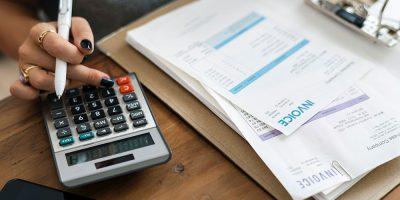 tax & finances filmmaker