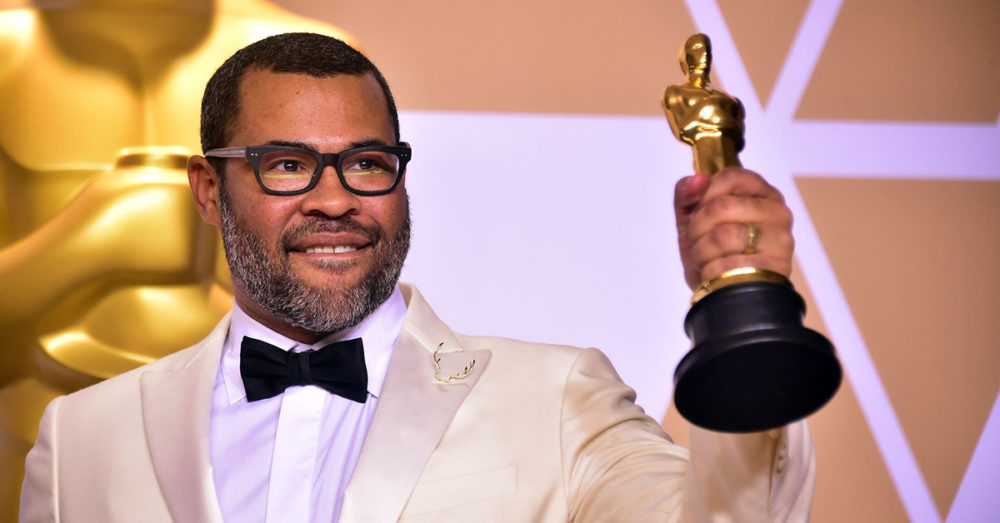 Jordan Peele Wins Ocars screenwriting