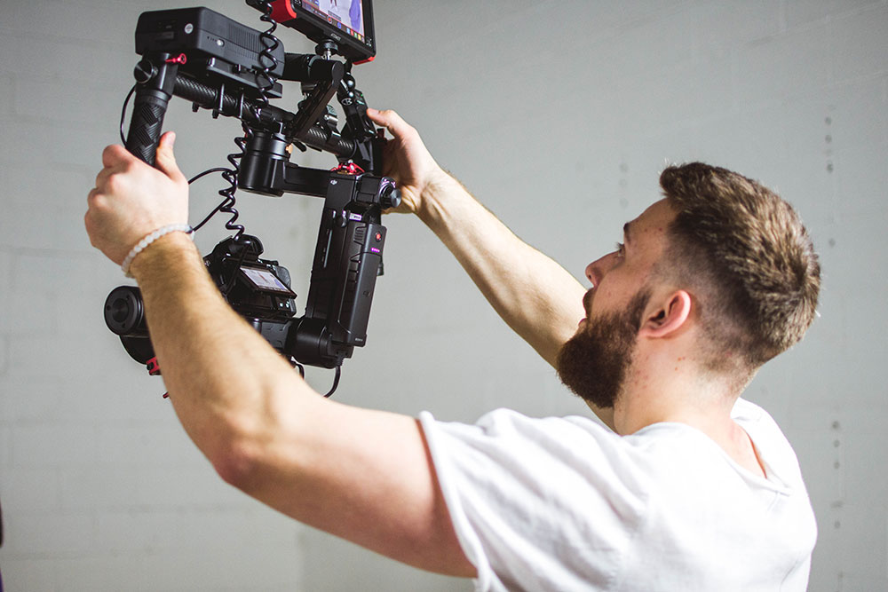 Best Gimbals for DSLR Cameras