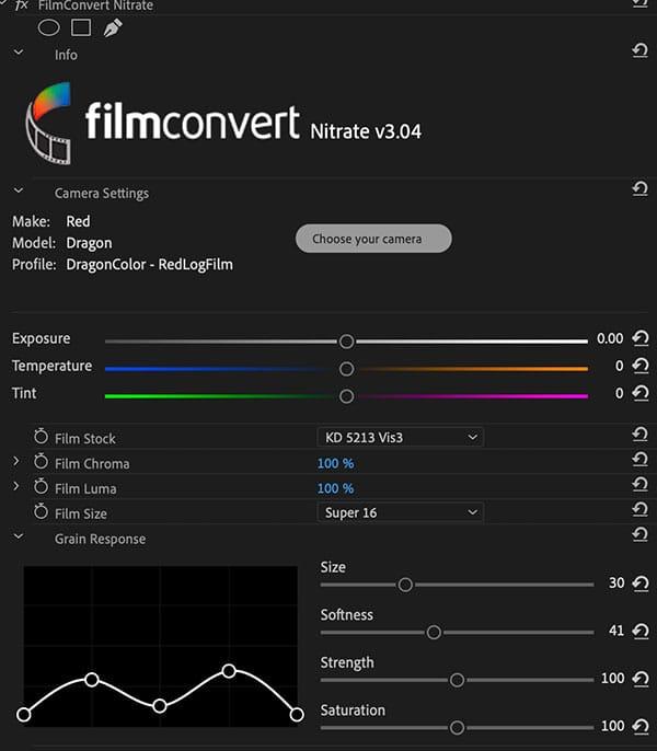 Colour Grading Software