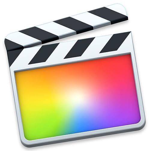 Final Cut Pro X (Color Board)