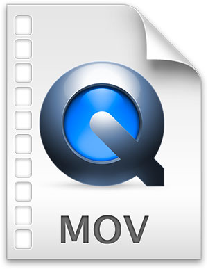 .MOV File video overlay
