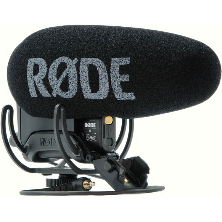 Rode Videomic Pro Plus Shotgun Mic