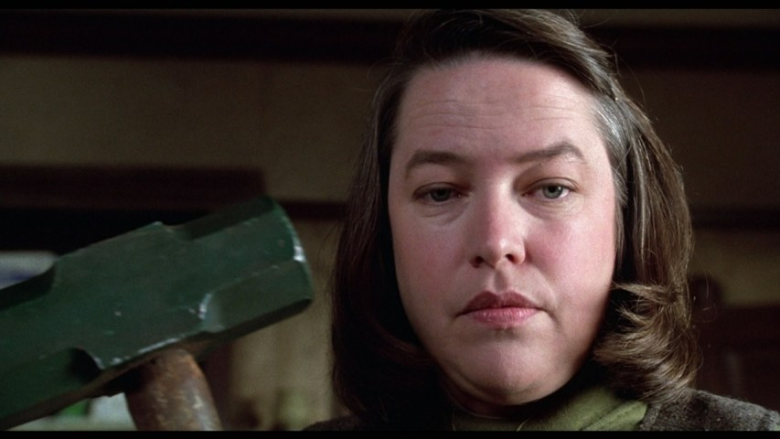 Cathy Bates in Misery