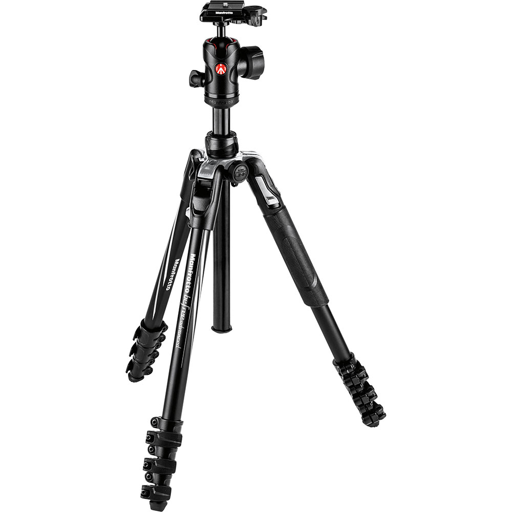 Manfrotto Befree Live Travel Video Tripod Kit