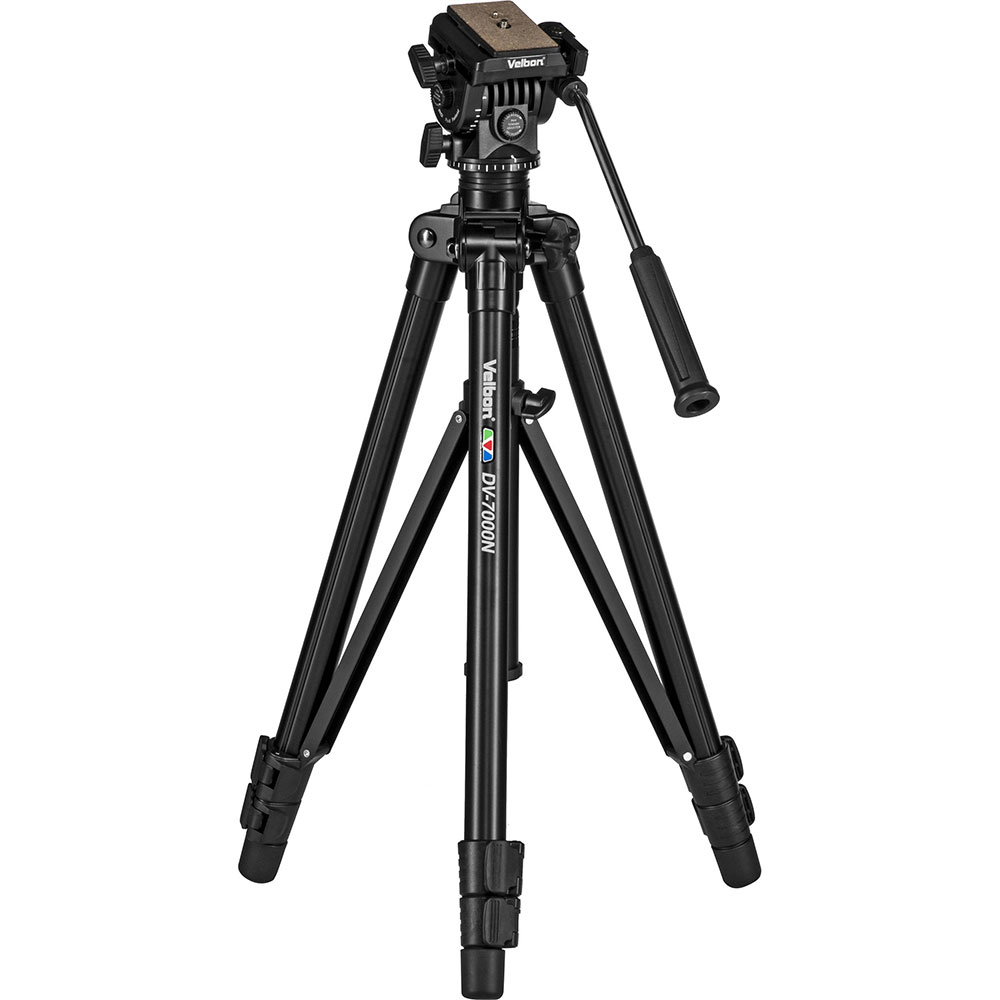 Velbon DV-7000N video camera Tripod