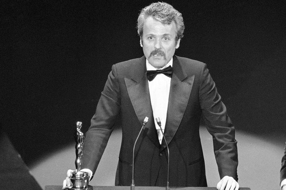 William Goldman wins his Academy Award