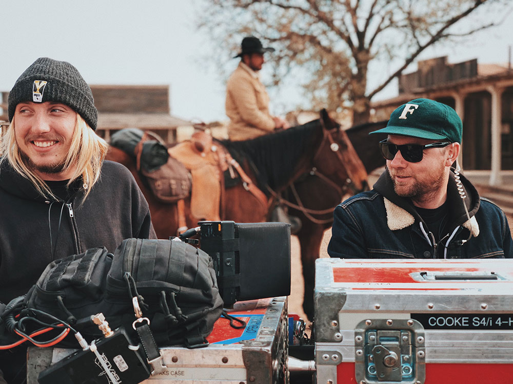 Film set jobs producer