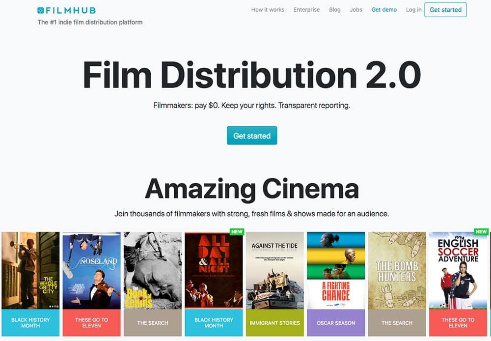 Film Distribution Platforms