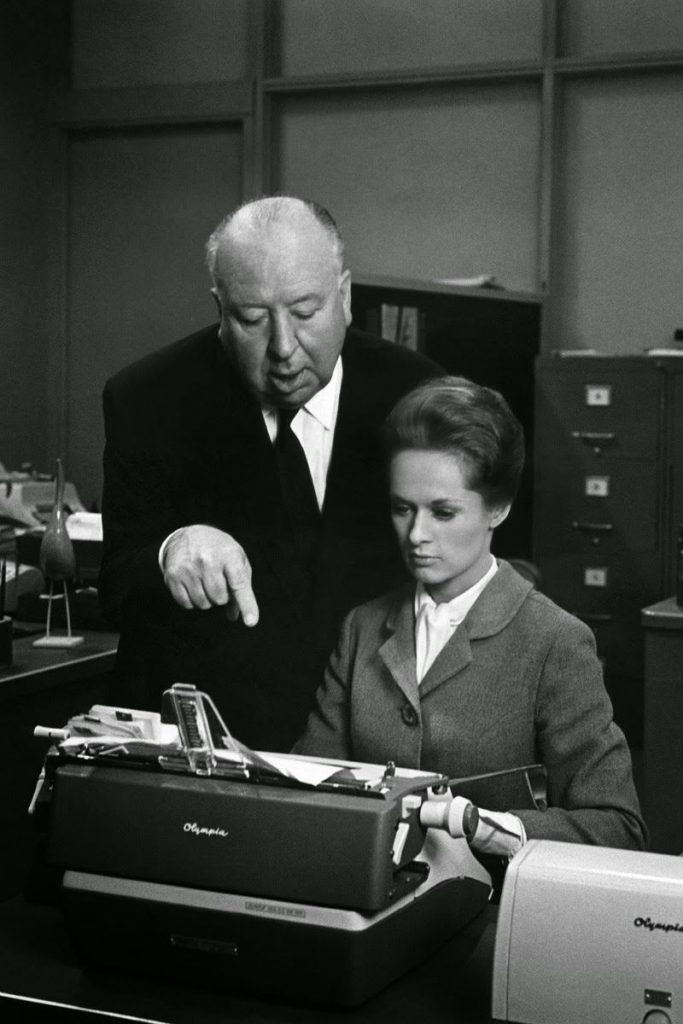 Alfred Hitchcock scriptwriting
