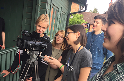 Residential Summer Film School For 12-15 Year Olds