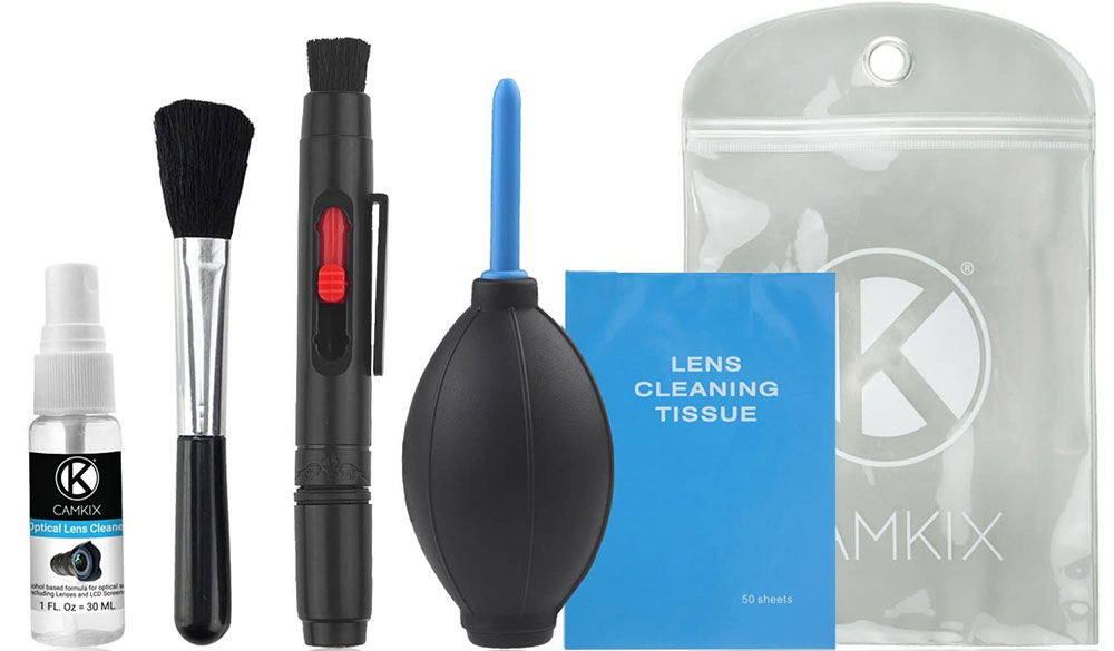 Drone cleaning kit accessory