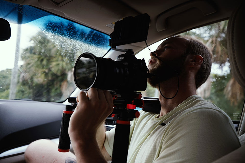 Low budget film equipment