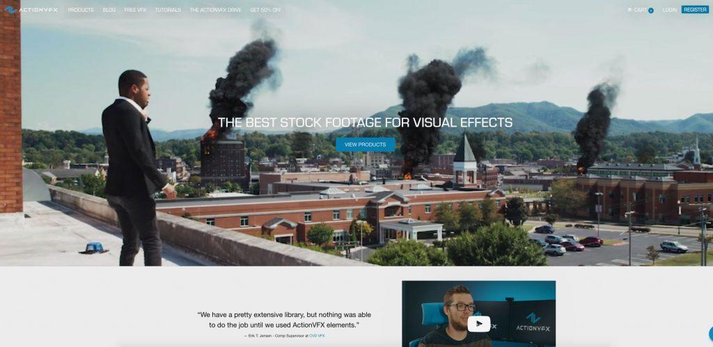 Action VFX discount code
