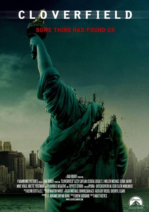 Cloverfield film poster