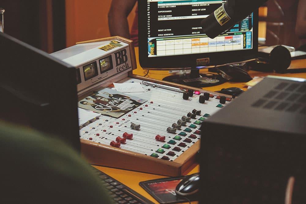radio station promo