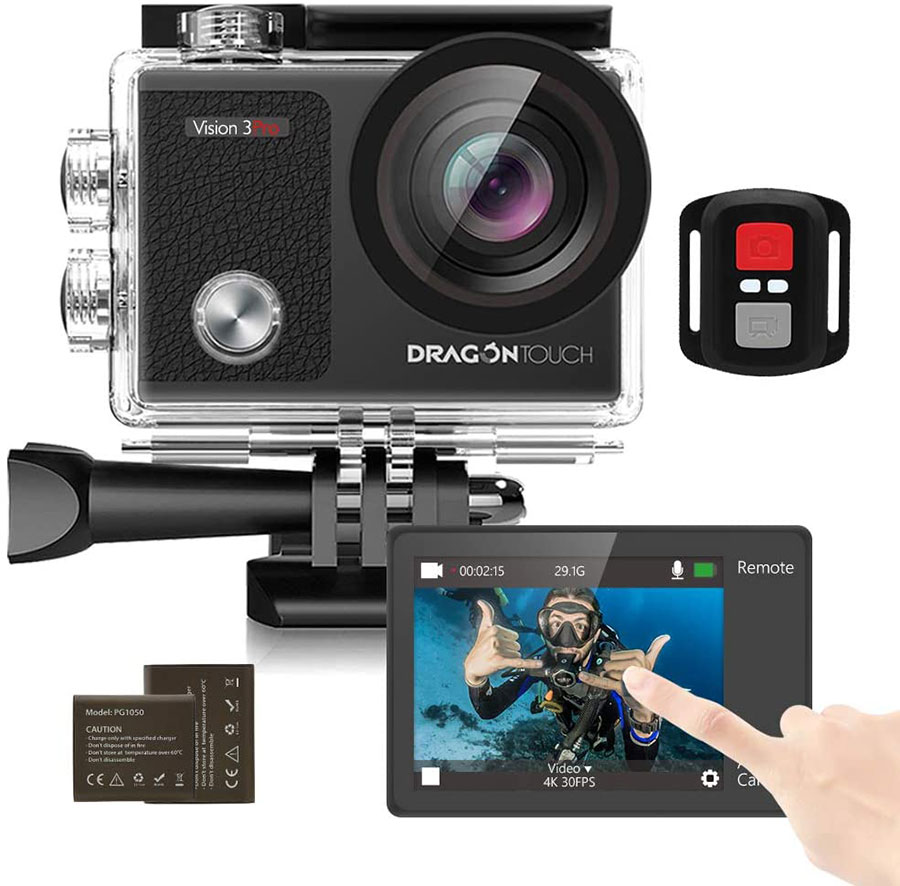 Dragon Touch Vision 3 Pro