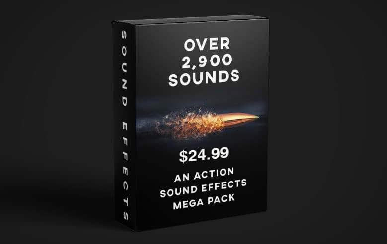 sounds effects mega pack