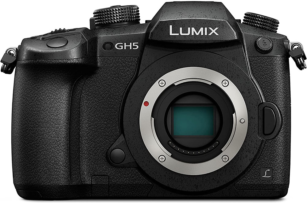 Panasonic GH5 best camera for blogging