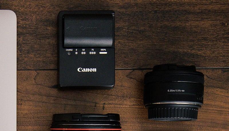 camera battery life