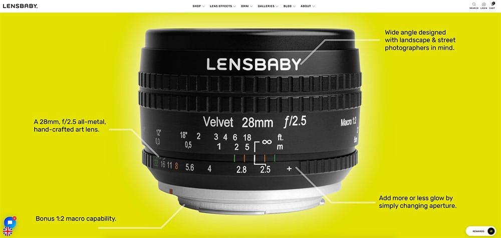 Lensbaby discount code