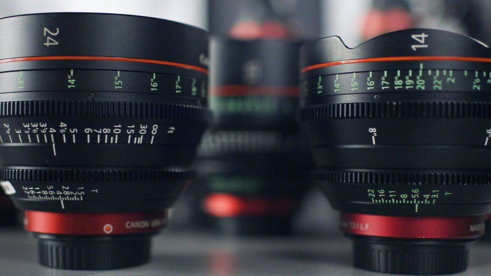 camera lens production schedule