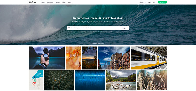 Pixabay stock video