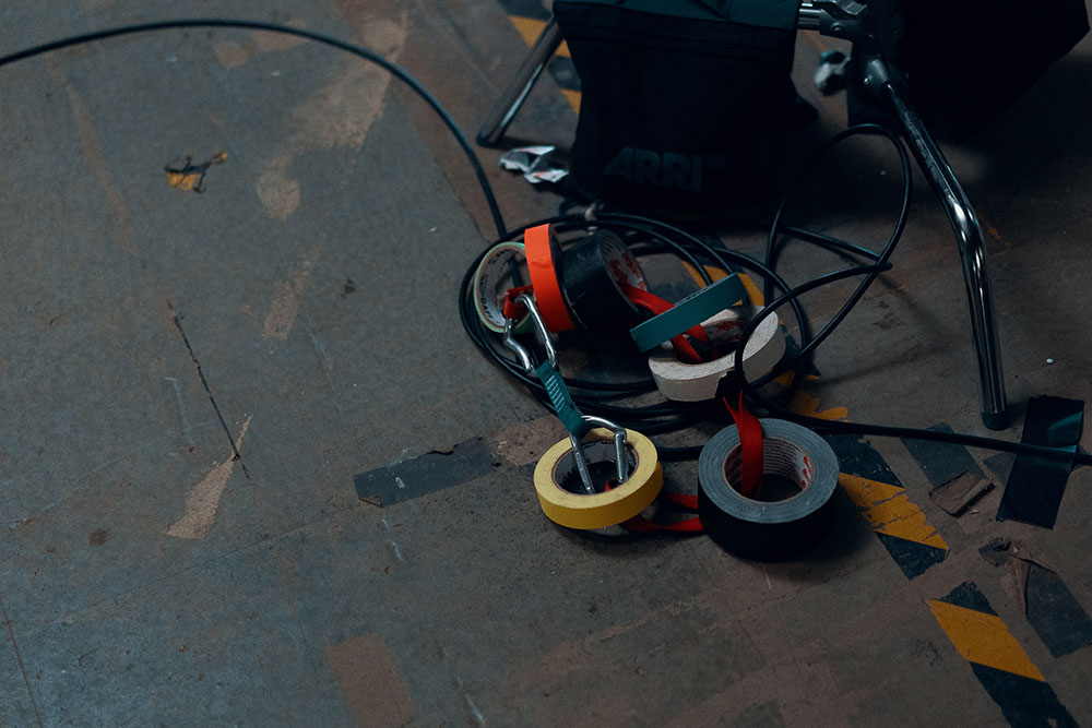 camera assistant kit