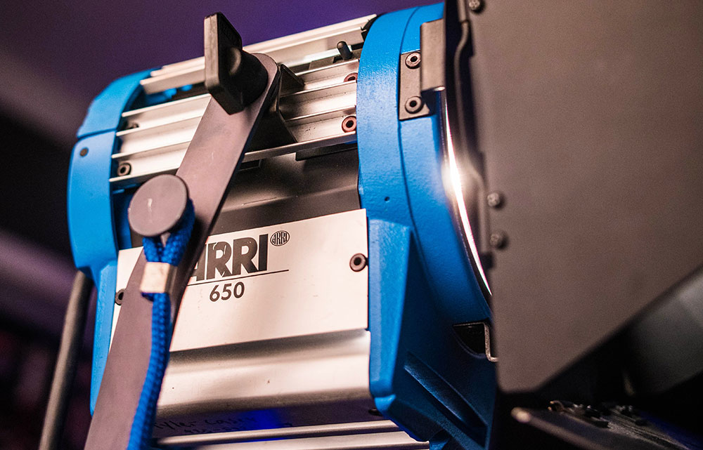 ARRI film light