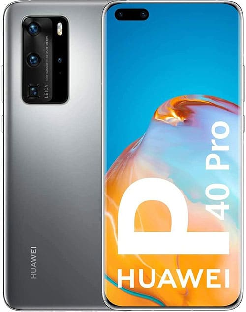 Huawei P40 Pro best phone for vlogging