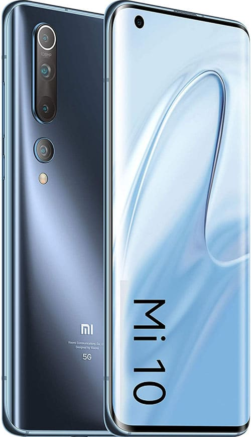 Xiaomi Mi Note 10 best phone for vlogging