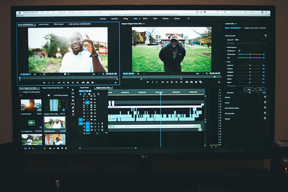 Premiere Pro editing YouTube starter kit