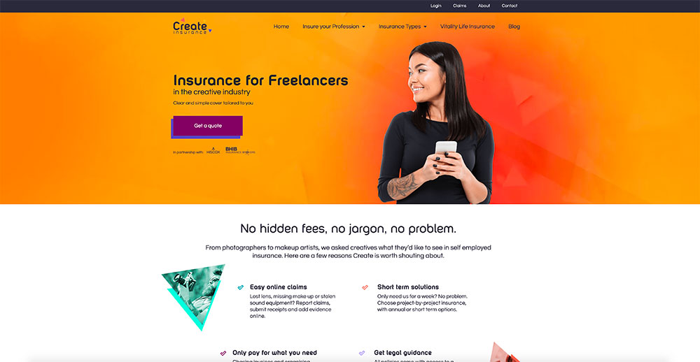 Create Insurance discount code