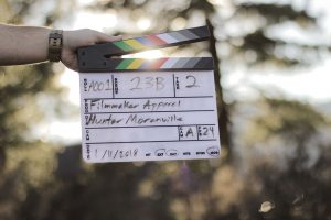 How To Use A Clapperboard