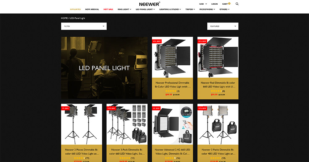 Neewer Discount Code