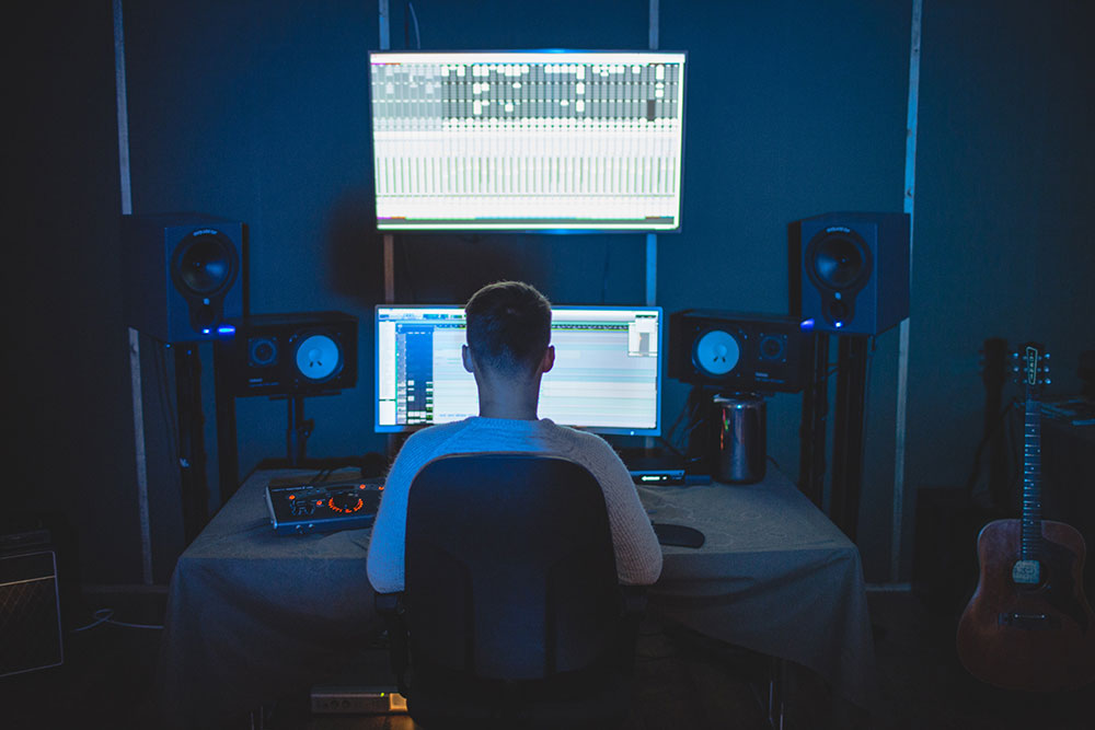 making money from music online